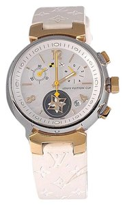 Louis Vuitton louis vuitton Tambour Medium Quartz Chronograph Lovely Cup Watch