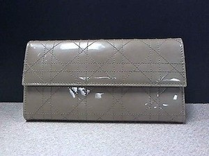 Dior Christian Dior Lady Dior Quilted Wallet Max059888