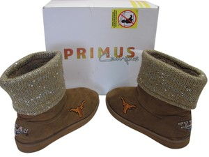 Primus Campus Size 8.00 M Good Condition Brown Boots