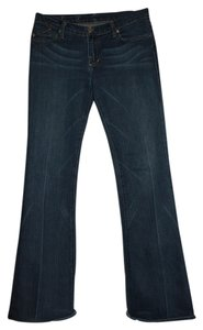 Rock & Republic And Boot Cut Premium Denim Designer Seven For All Mankind Joes Straight Leg Jeans-Medium Wash