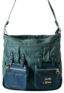 See by Chloé Chole Blue Leather Hobo Bag