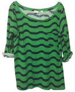 Anthropologie T Shirt Gree