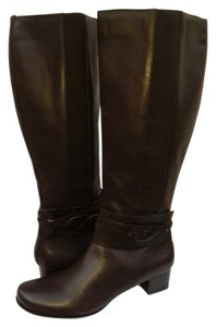 Trotters Never Worn Shzft 17.5 In Dark brown Boots