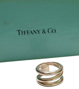Tiffany & Co. TIFFANY & CO STERLING SILVER 925 SIZE 4.5-5
