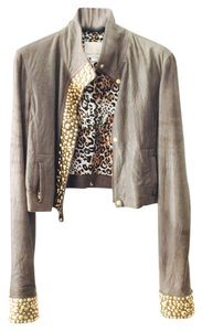 Sara Berman Leather Coats Rag & Bone Gucci Coats Crop Militant Leather Jacket