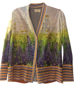 Dream Daily Button Down Lightweight Anthropologie Striped Garden Cardigan