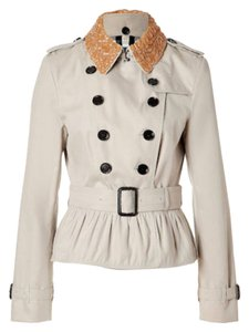 Burberry Coat Coat Trench Jacket