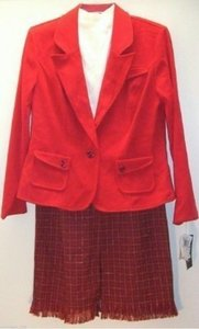 Prophecy Prophecy Skirt Suit Set Petite Size 6