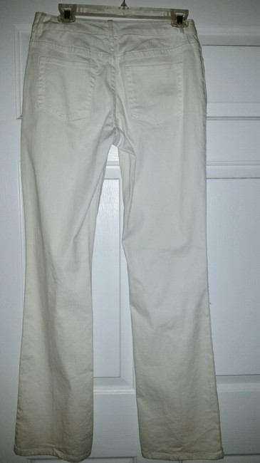 Tahari Relaxed Pants White