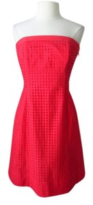 White House | Black Market short dress Coral on Tradesy