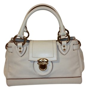 Marc Jacobs Satchel in Off White