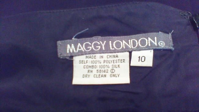 Maggy London Halter Dress