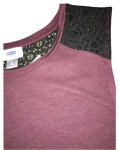 Old Navy Top Burgundy