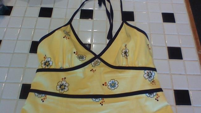 Spenser Jeremy short dress yellow Halter on Tradesy