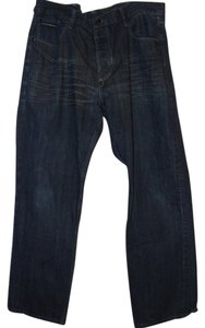 Sean John Straight Leg Jeans-Medium Wash
