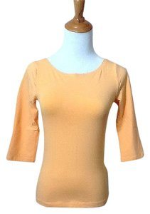 Banana Republic Top Cantaloupe