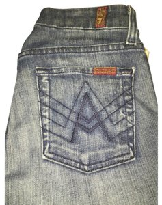 Seven for mankind jeans. Size 24 Boot Cut Jeans