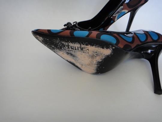 Charles by Charles David Turquoise Multi Pumps