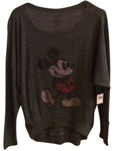Disney T Shirt Grey