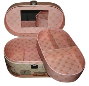 Other Brand New- MAKEUP OR TRAIN CASE and JEWELRY BOX./ON SALE TODAY