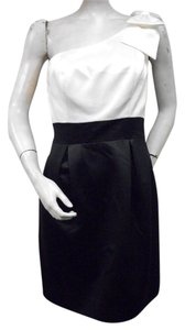 Laundry by Shelli Segal One Shoulder Dress