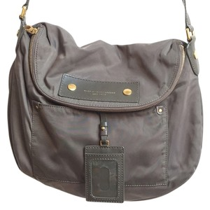 Marc by Marc Jacobs Grey Messenger Bag