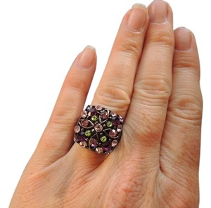 Other Fun crystal statement ring