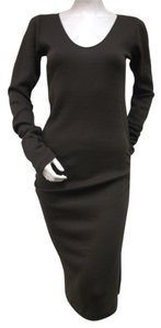 Christopher Collins short dress Brown on Tradesy