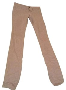 J Brand Skinny Amazing Fit Neutral Color Skinny Jeans