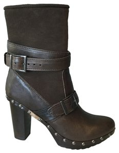 Vicini Bunga Dark Brown Boots