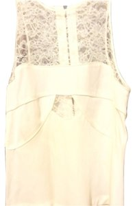 Robert Rodriguez Top Beige