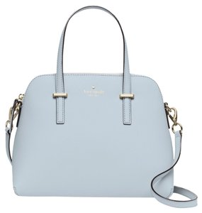 Kate Spade Satchel in mystic blue