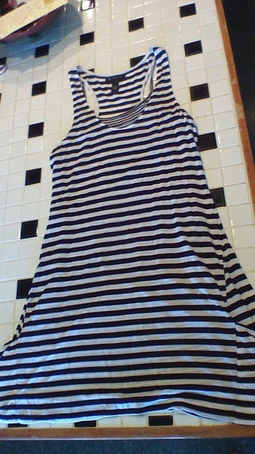 INC International Concepts short dress Black and White on Tradesy