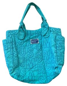 Marc by Marc Jacobs Tote in Green/Blue