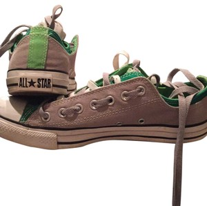 Converse Green and grey layer Athletic