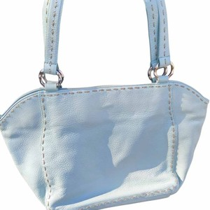 Sigrid Olsen Satchel in Robin's egg blue