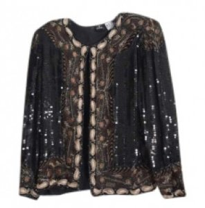 Other Black multi Jacket