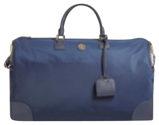 Item - Dena Duffel New with Tag Navy Blue Nylon Weekend/Travel Bag