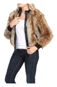 Vertigo Fur Coat
