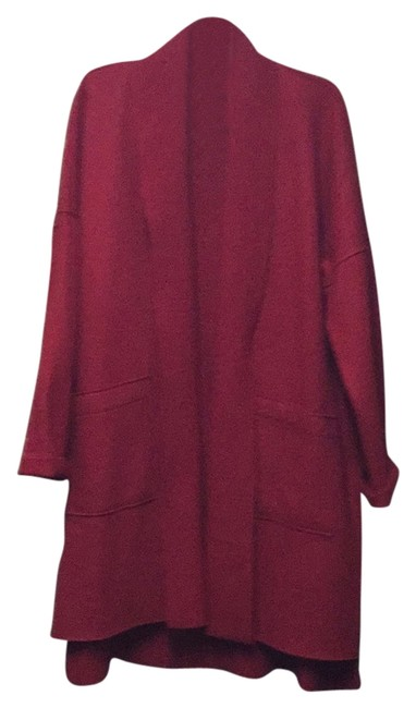 Item - Red The Icons Coat Jacket Size 8 (M)