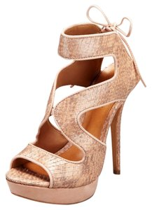 SCHUTZ pink/blush Sandals