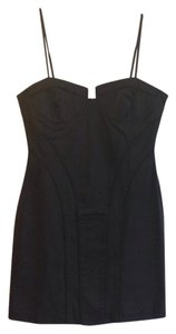 Walter by Walter Baker short dress Black on Tradesy