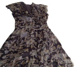 Neiman Marcus short dress Gray on Tradesy