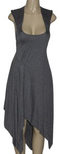GRAY Maxi Dress by BCBGMAXAZRIA