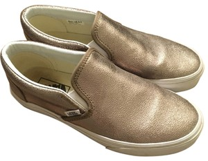 Vans Metallic Gold Athletic