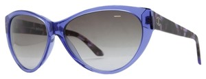 Just Cavalli Just Cavalli Purple Soft Cateye Sunglasses
