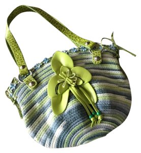 Preston & York Green Beach Bag