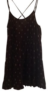 Billabong short dress Blac on Tradesy