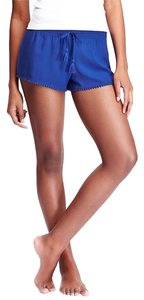 Old Navy Lounge Rayon Xxl New Mini/Short Shorts Blue