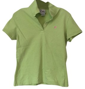 Lilly Pulitzer T Shirt Lime